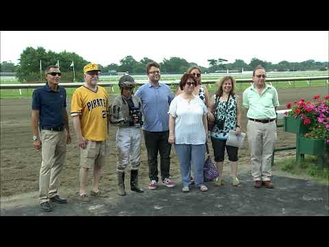 video thumbnail for MONMOUTH PARK 7-06-19 RACE 2