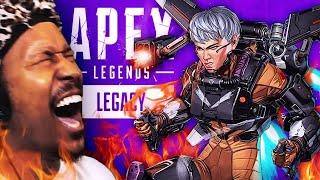 I WENT OFF IN ARENAS! - Apex Legends Legacy