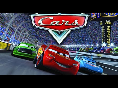 Disney Pixar Cars Movie Game Dreaming Of The Piston Cup Part 1