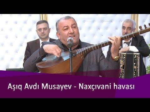 Aşıq Avdı Musayev - Naxcivani havası -Könül Körpümüzdə..