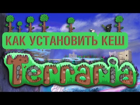 Как установить кеш на Terraria с сайта androeed.ru