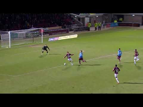 Northampton Scunthorpe Goals And Highlights