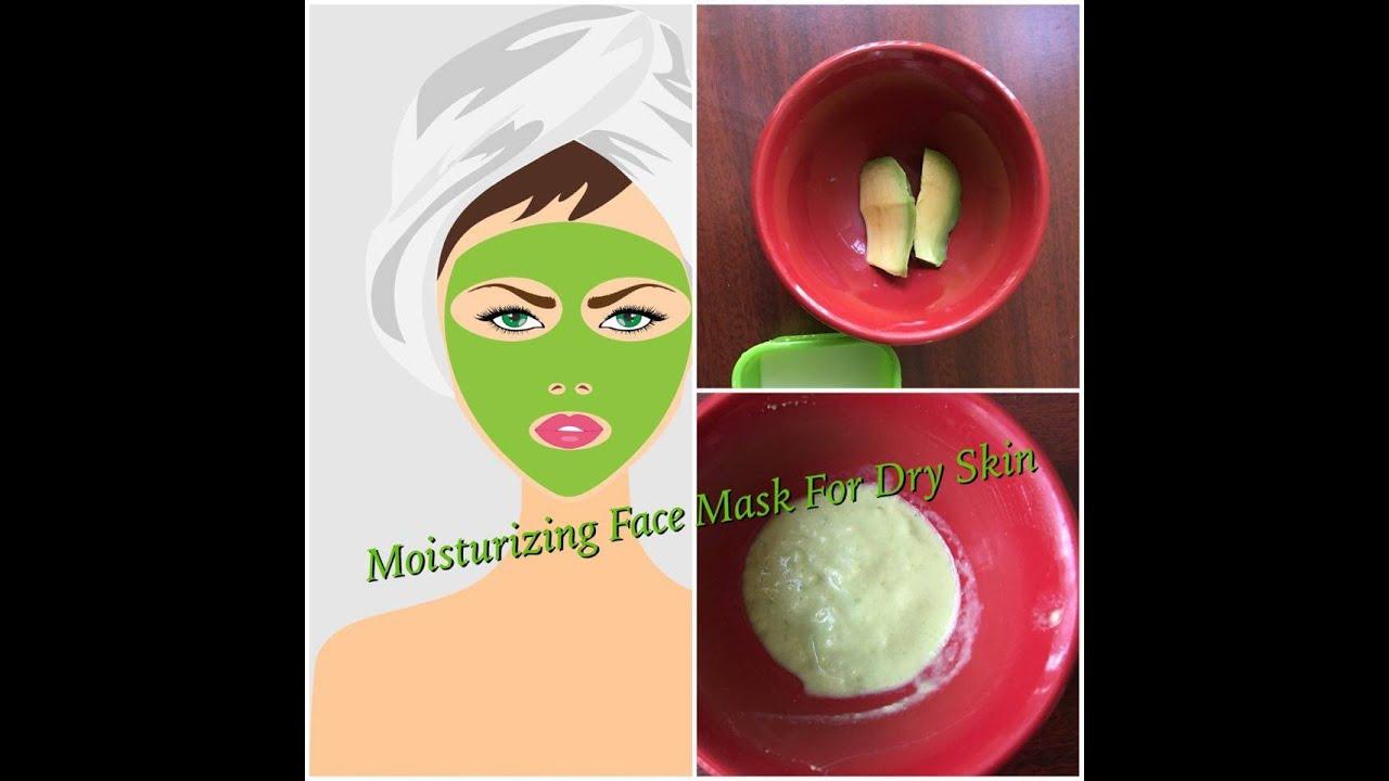 Moisturizing mask for dry skin at home 11