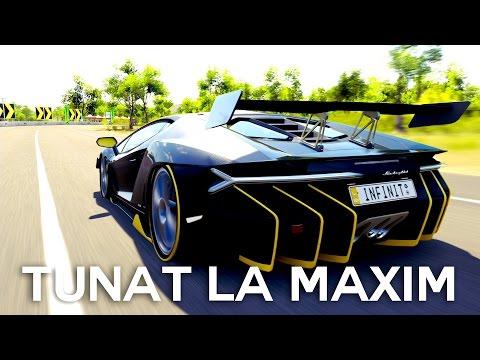 Lamborghini Centenario tunat la maxim! (+urmatoarele masini)