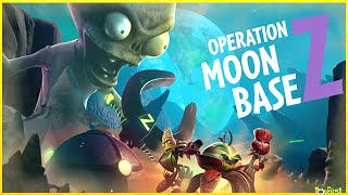 Plants vs. Zombies Garden Warfare 2: Gameplay on Moon Base Z | Gamescom 2015