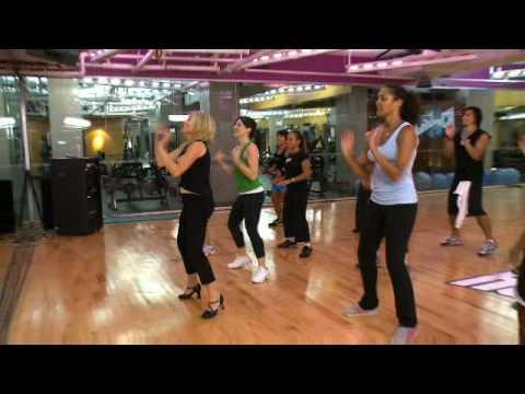 Broadway Series Class at Crunch Gym