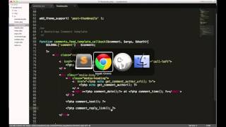 Wordpress Development Tutorials - pt 13: comment section