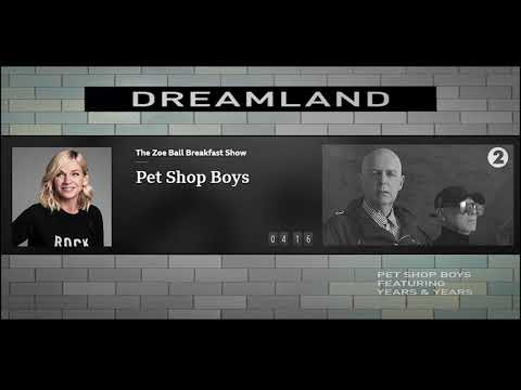 Pet Shop Boys - 'Dreamland' Premiere On BBC Radio 2