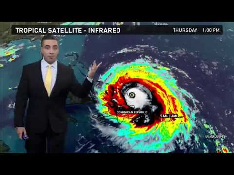 Hurricane Irma Latest News  Storm Surge coming to Florida Keys UPDATE
