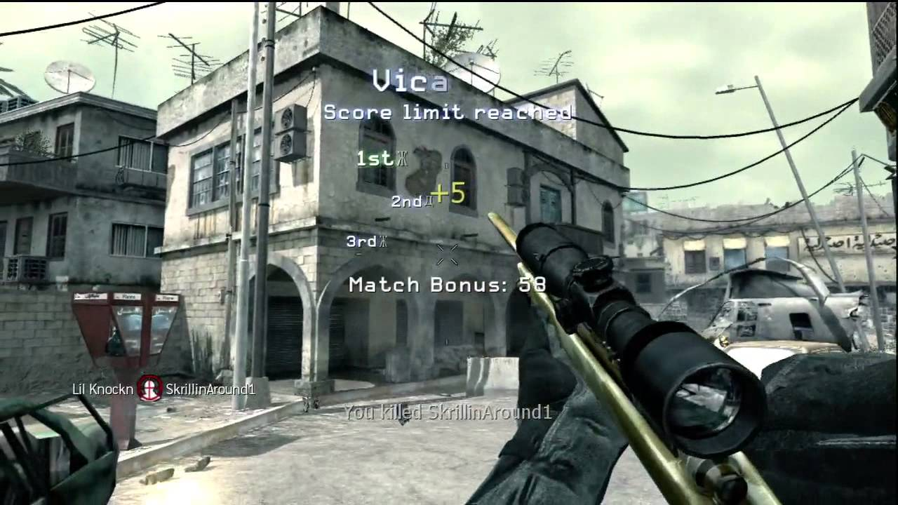Distance COD4 Floater for SoaR! [H]