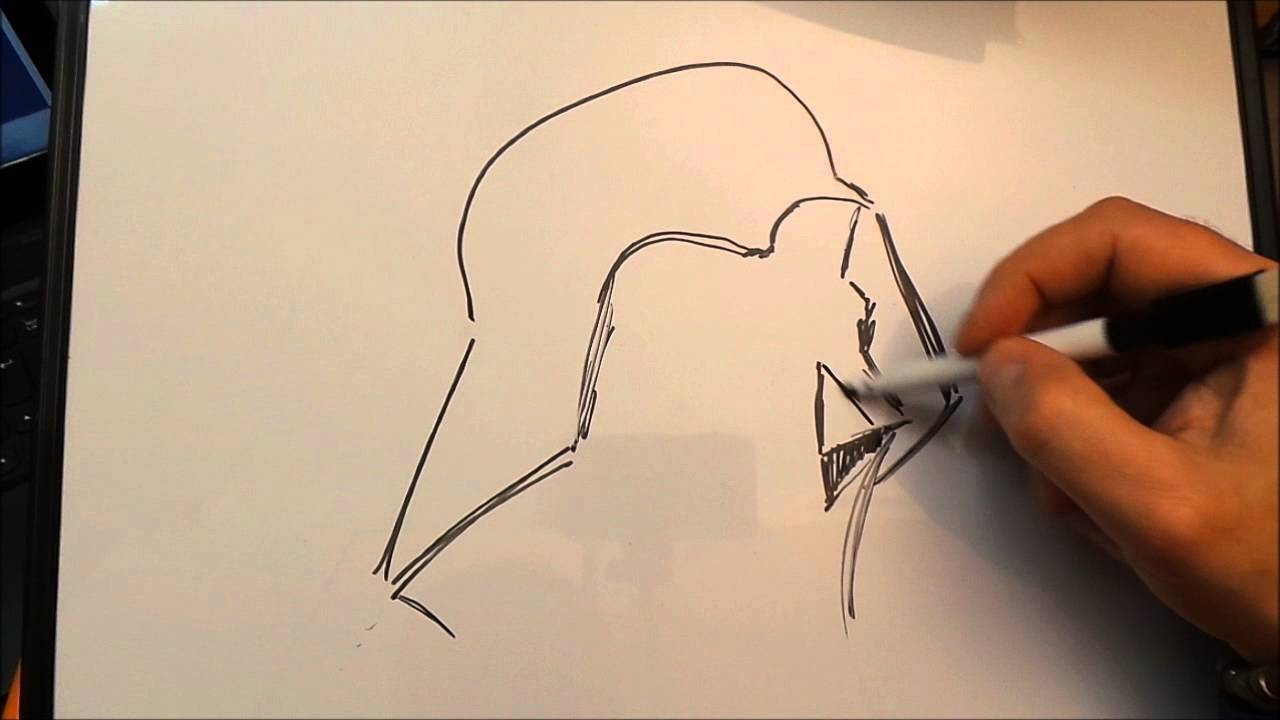 Disegnare Star Wars The Force Awakens Youtube
