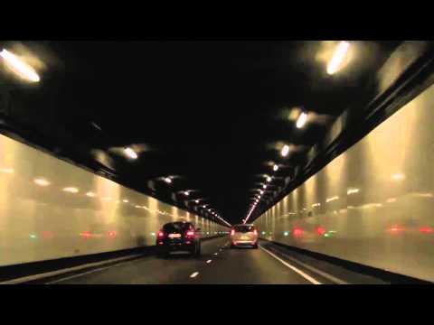 [F] Marseille, Tunnel Prado Sud - A55