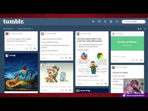 Chrome vs Firefox vs Chromium   Battle of the Browsers