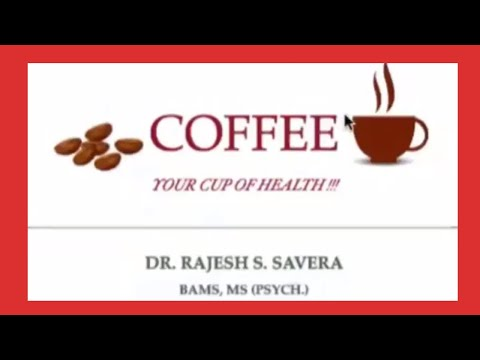 DXN COFFEE - A CUP FOR GOOD HEALTH (ENGLISH)