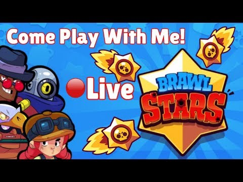 Brawl Stars - PLAYING LIVE WITH VIEWERS! 2K TROPHY PUSH! GLOBAL🌎 RUMOR?