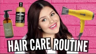 UPDATED HAIR CARE ROUTINE | Current Favourite Products
