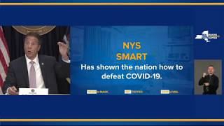 Cuomo unveils plan for school reopening in New York