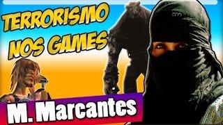 """""""ATAQUE TERRORISTA"""" - MOMENTOS MARCANTES DOS GAMES #3 -"""