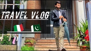 Travel in Italy by Train | Pakistani in Italy 🇮🇹🇵🇰