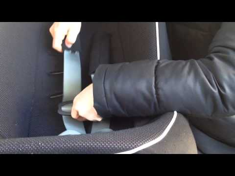 How To Replace Combi Coccoro Straps After The Recall Car Seat Lady