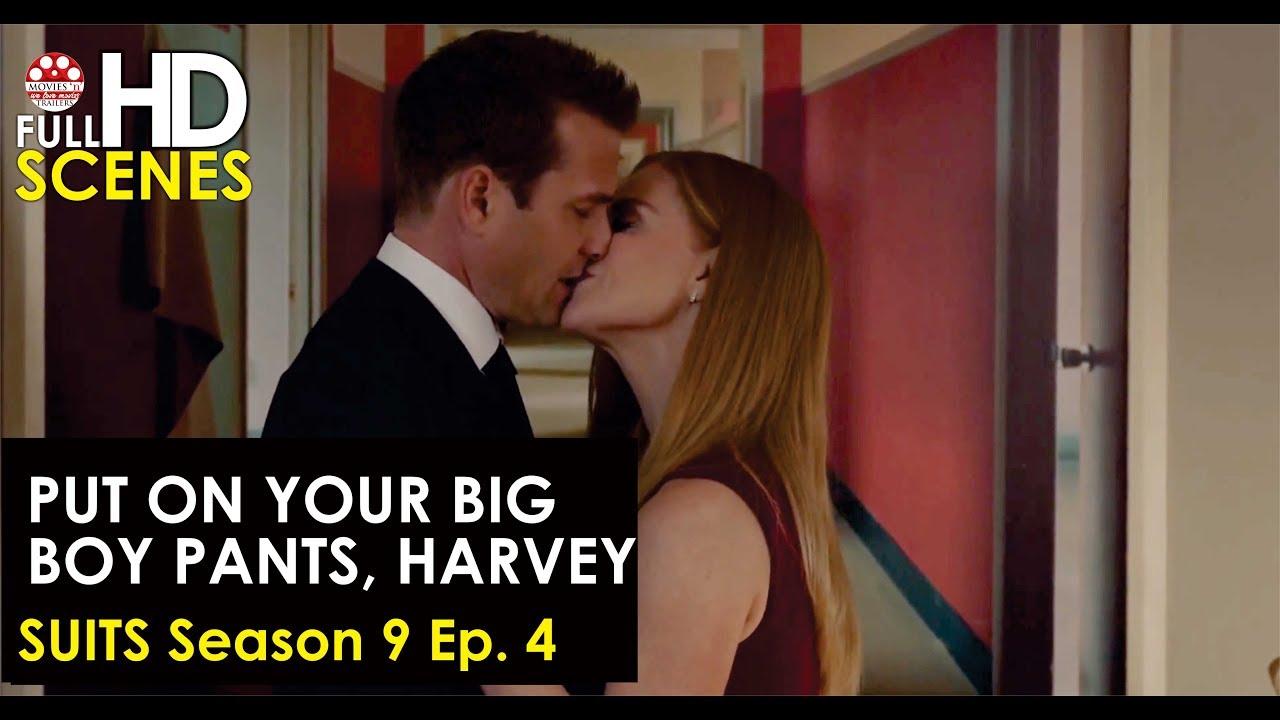 Download Suits Season 9 Ep. 4: Put on your BIG BOY pants, Harvey Full HD