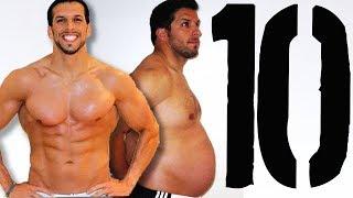 10 niesamowitych transformacji [feat. Fabryka Siły]