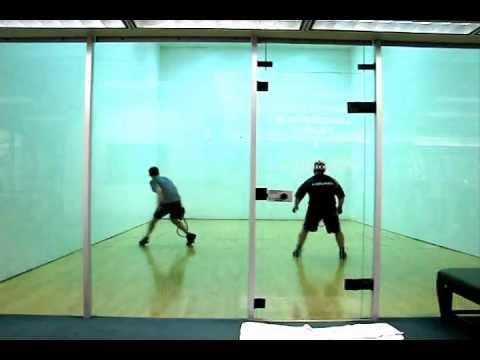an analysis of racquetball