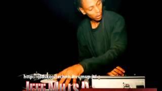 Jeff Mills DJ live WJLB Detroit 1986 House Techno mix