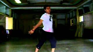 Sudipto Sarkar, contemporary dance (jiye kyun).mp4