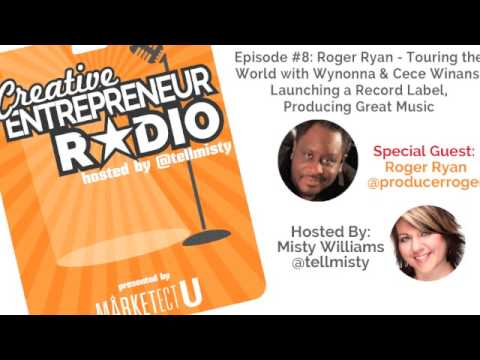 Ep#8: Roger Ryan-Launching a Record Label, Leveraging Collaborative Networks, & Strategic Leadership