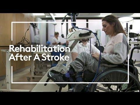 Rehabilitation After A Stroke   HCA Healthcare UK