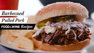 Slow Cooker Barbecued Pulled Pork | Easy Crock Pot Recipes