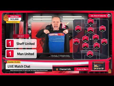 GOLDBRIDGE Best Bits | Sheffield United 2-3 Man United