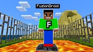 I GOT PRANKED ON THE REALMS SMP??! - Minecraft Pocket Edition