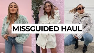 MISSGUIDED TRY ON HAUL! Julia Havens