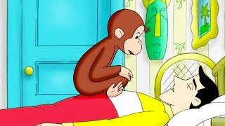 Curious George 🐵George's Super Subway Adventure 🐵Kids Cartoon 🐵Kids Movies 🐵Videos for Kids