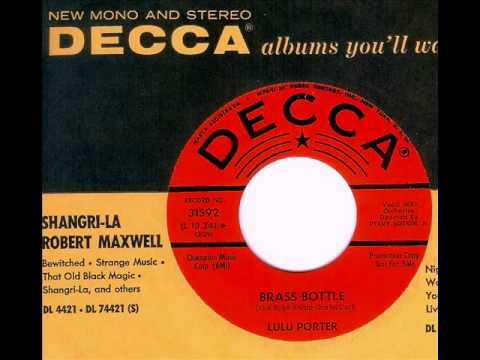 Download Lulu Porter - BRASS BOTTLE  (Gold Star Studio)  (1964)