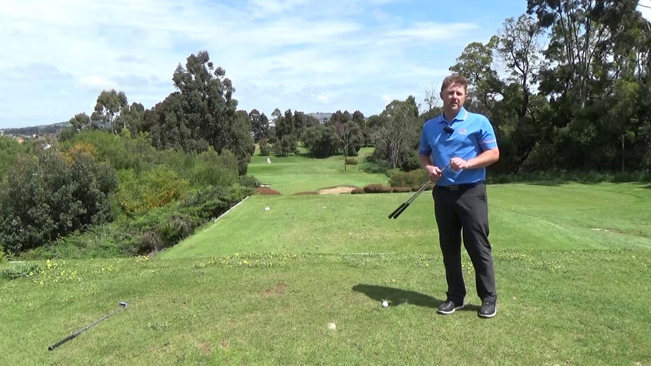 Quick Fix with Craig Davis | Club selection | On Course Golf