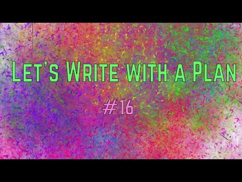 Finish Line/Request for Critiques - Let's Write with a Plan #16 - Ben Levin