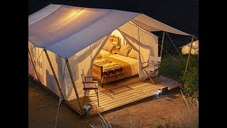 10 Luxury Camping Items That Provide The Ultimate Outdoors Experience