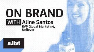 Baixar On Brand: Unilever's Aline Santos Emphasizes Brand Purpose
