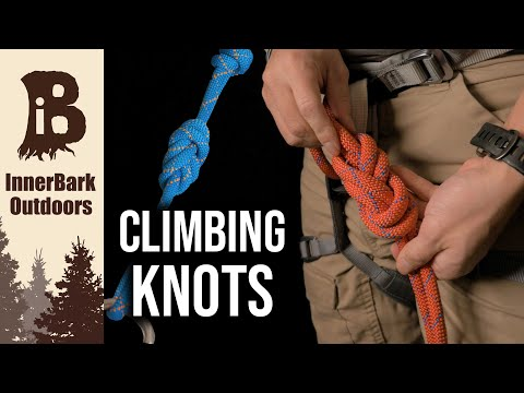 The 8 Climbing Knots You NEED TO KNOW