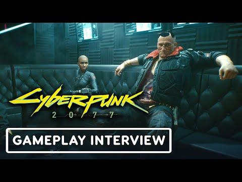 Cyberpunk 2077: New Gameplay Details - Dev Interview   Summer of Gaming 2020