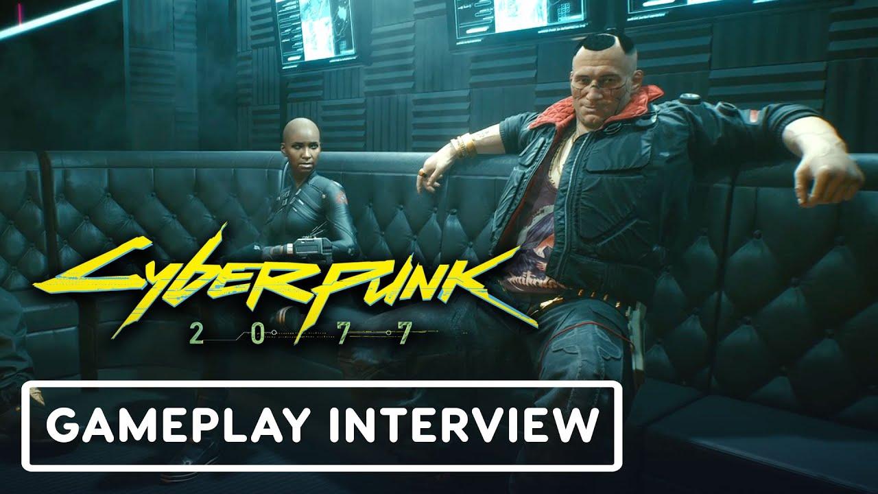 Cyberpunk 2077: New Gameplay Details - Dev Interview | Summer of Gaming 2020