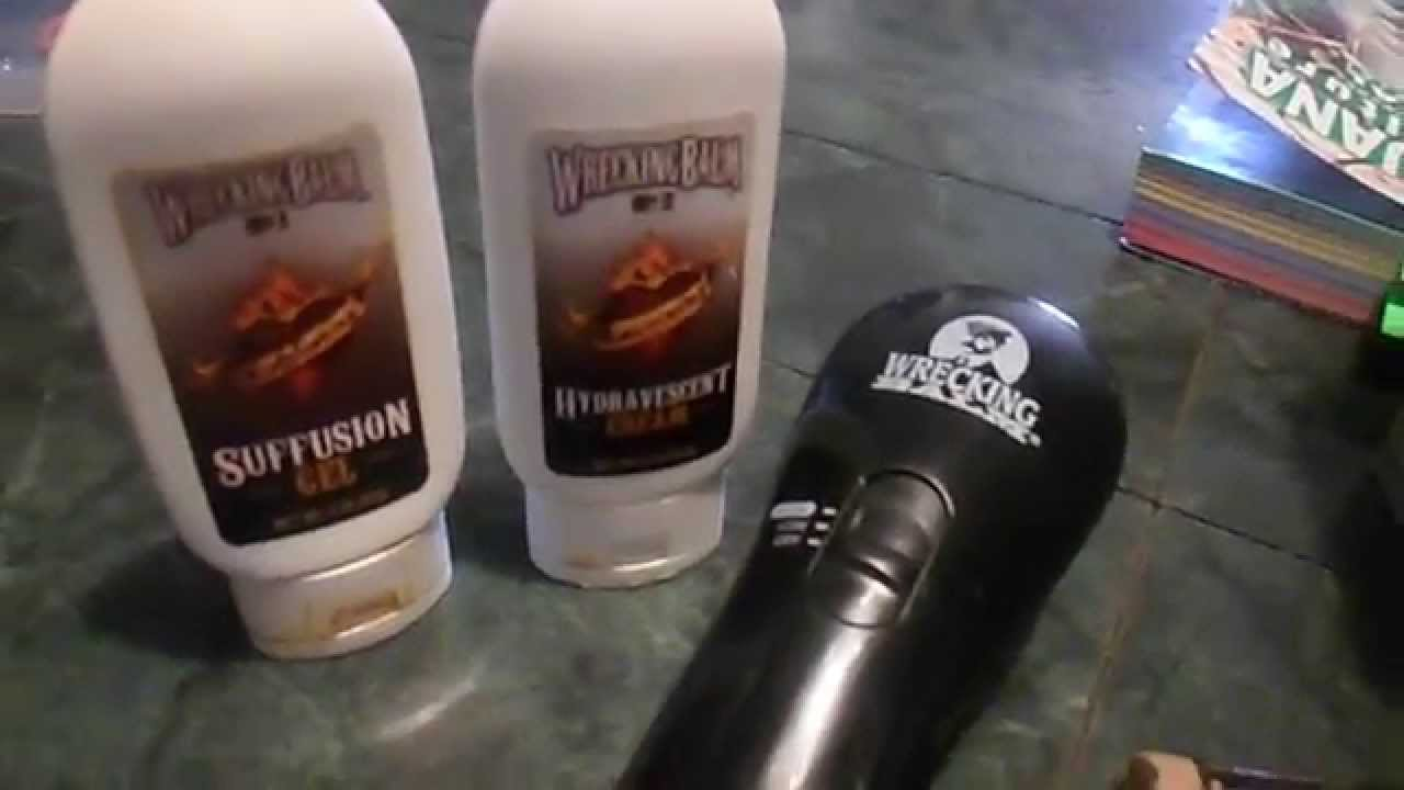 wrecking balm tattoo fade system remover kit - OurReviewZZ - YouTube