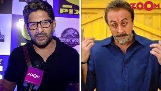 Arshad Warsi REACTS To Salman Khan's Statement About Ranbir Kapoor's 'Sanju'