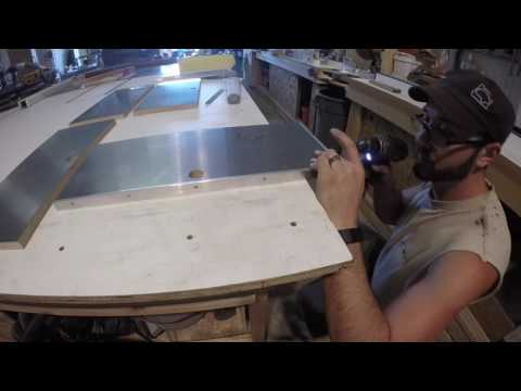 How We Install Our Stainless Steel Countertops