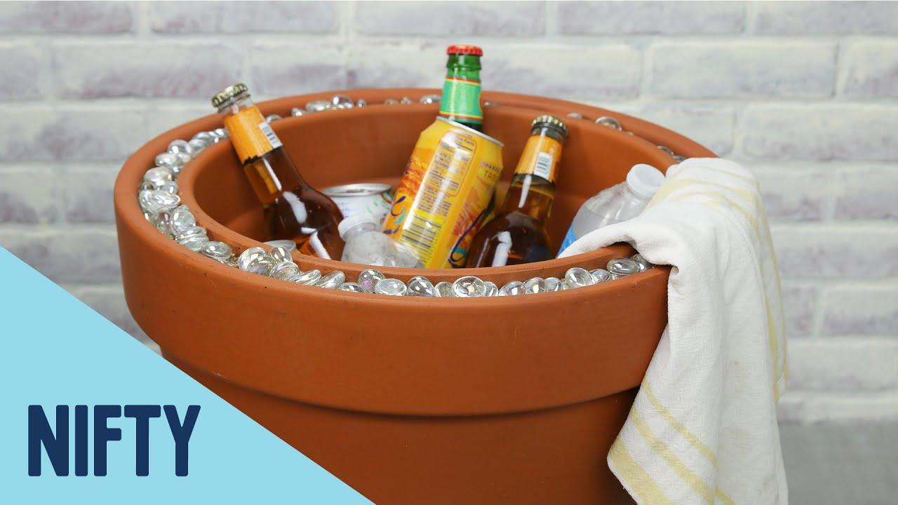IceLess Terra-Cotta Pot Cooler