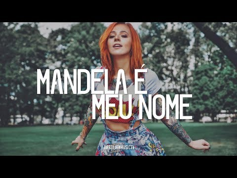 MC Kekel ft. Yuri Martins - Mandela é Meu Nome (DJ Rafinha MPC Remix)