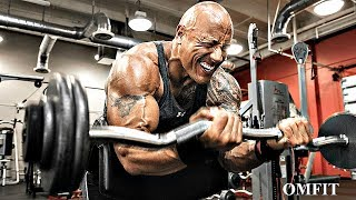 Could The Rock have been a bodybuilder?